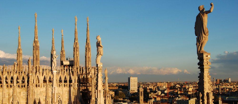 Verrassend Milaan